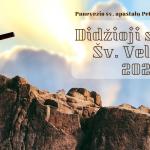 Pamaldų tvarka – Didžioji savaitė ir Šv. Velykos 2021